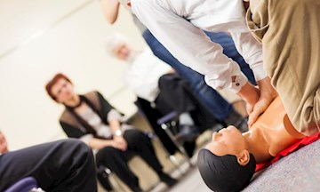 CPR and medical emergencies