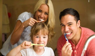 It's never too early or too late to look after your oral health