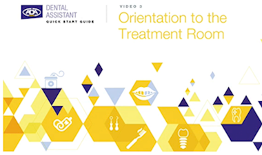 Orientation of the Treatment Room
